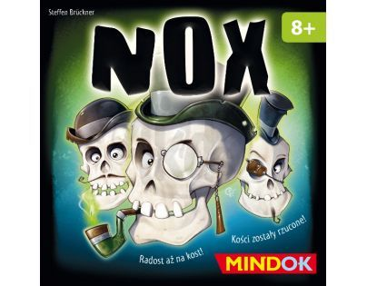 Mindok  -  SMART 117 – Nox