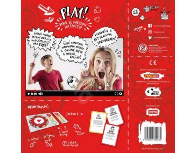 Mindok Play Staň se hvězdou internetu