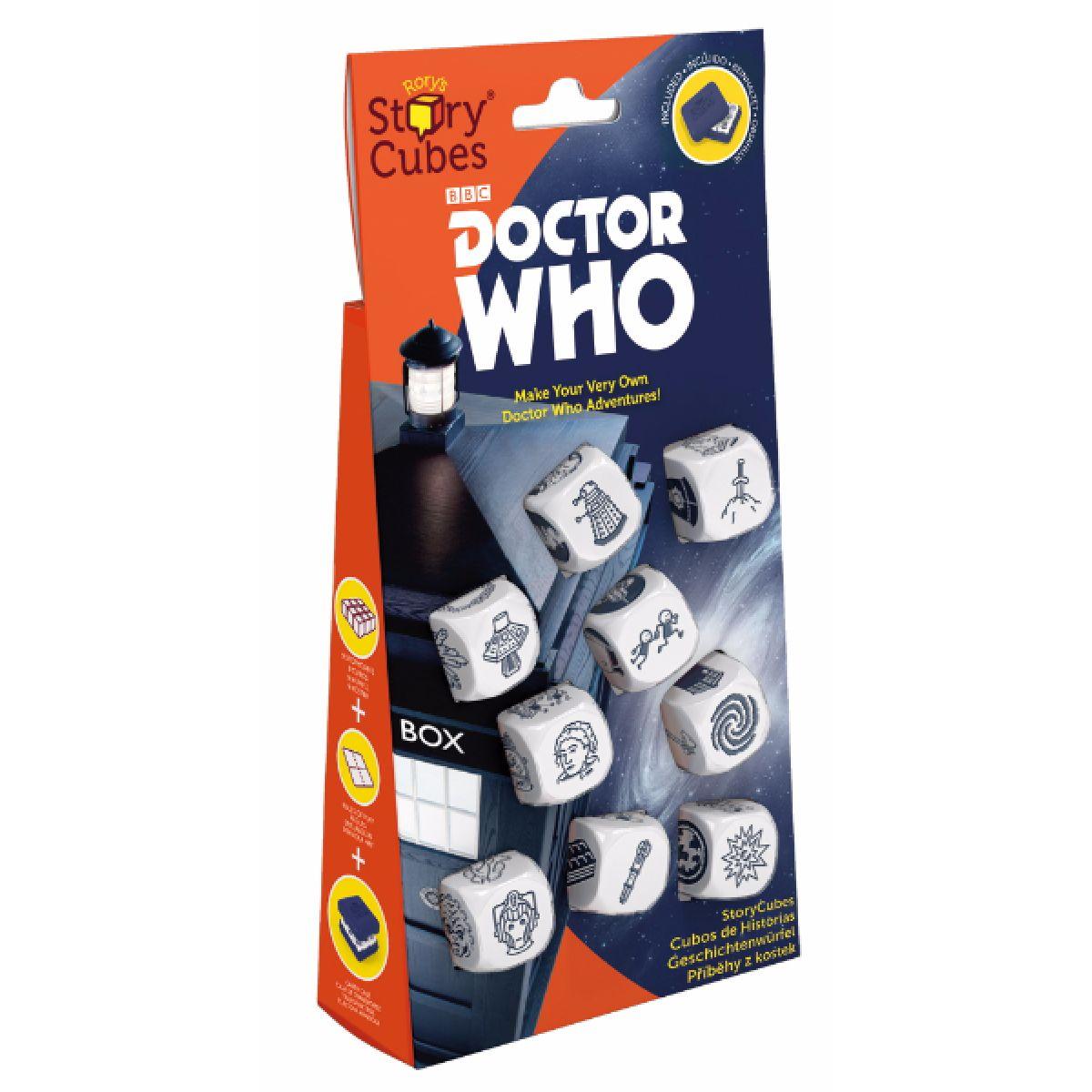 Mindok Příběhy z kostek Doctor Who