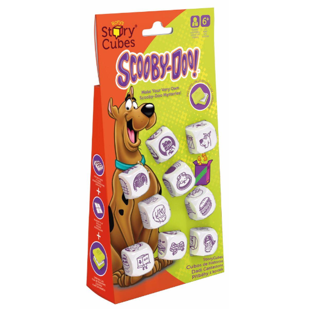 Mindok Příběhy z kostek Scooby Doo