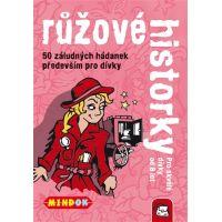 Mindok 300815 - Černé historky - Růžové historky