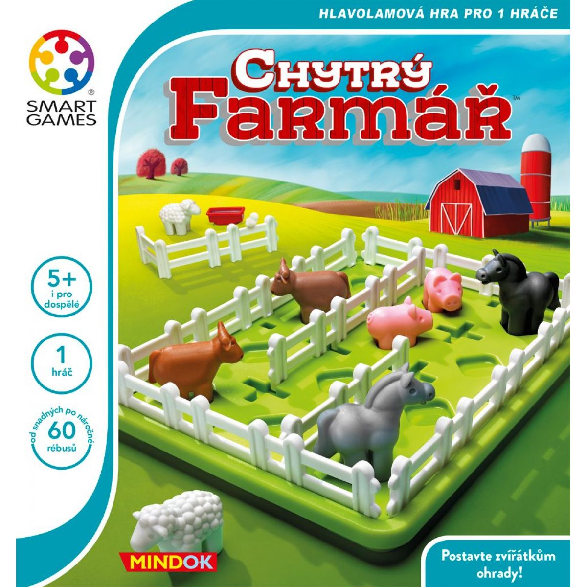 Mindok Smart Games Chytrý farmář