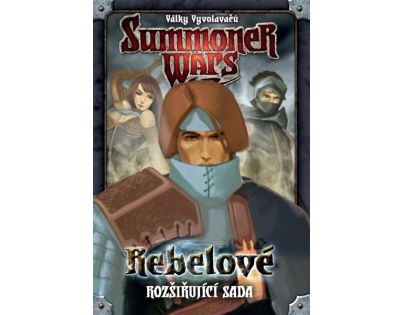 Mindok Summoner Wars Rebelové