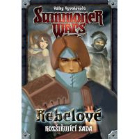 Mindok Summoner Wars Rebelové