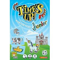 Mindok Times Up Junior 220 karet