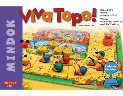 Mindok 300303 - Viva Topo