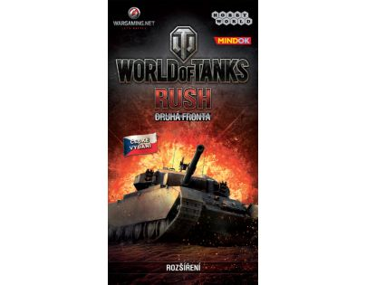 Mindok World of Tanks Druhá fronta