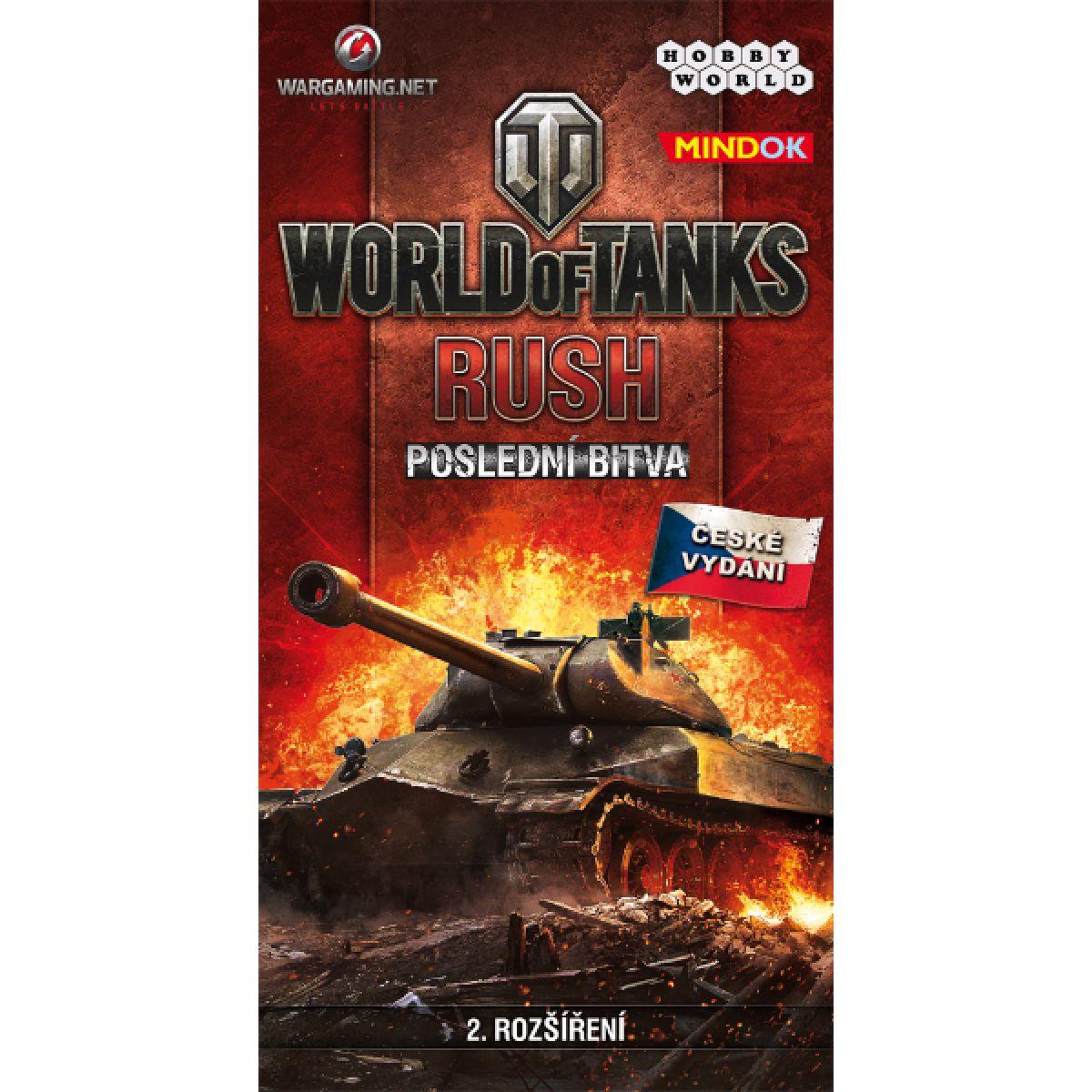 Mindok World of Tanks Poslední bitva