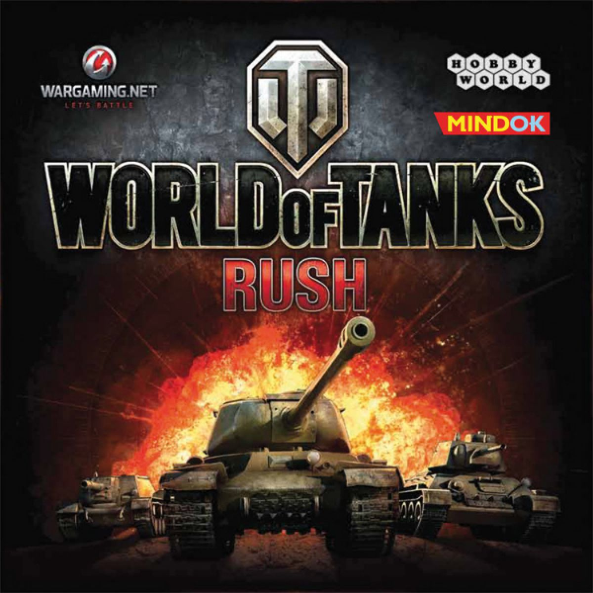Mindok World of Tank: Rush