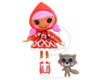 Mini Lalaloopsy Panenka - Scarlet Riding Hood