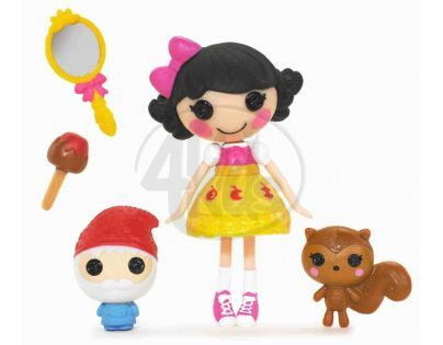 Mini Lalaloopsy Panenka - Snow Fairest