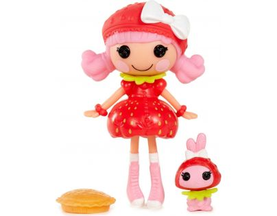 Mini Lalaloopsy Panenka Fruit Collection - 542155 Tart Berry Basket