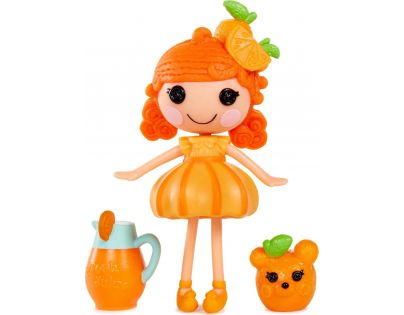 Mini Lalaloopsy Panenka Fruit Collection - 542186 Tangerine Citrus Zest