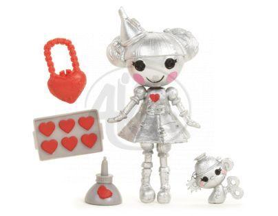 Mini Lalaloopsy Panenka s doplňky - Tinny