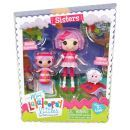 Mini Lalaloopsy Sestry - Blanket a Pillow 2