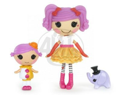 Mini Lalaloopsy Sestry - Squirt a Peanut