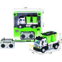 Epee Mini RC Technické služby Vůz na tříděný odpad 1:64