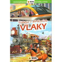 Miniency Historie v obrázcích Vlaky