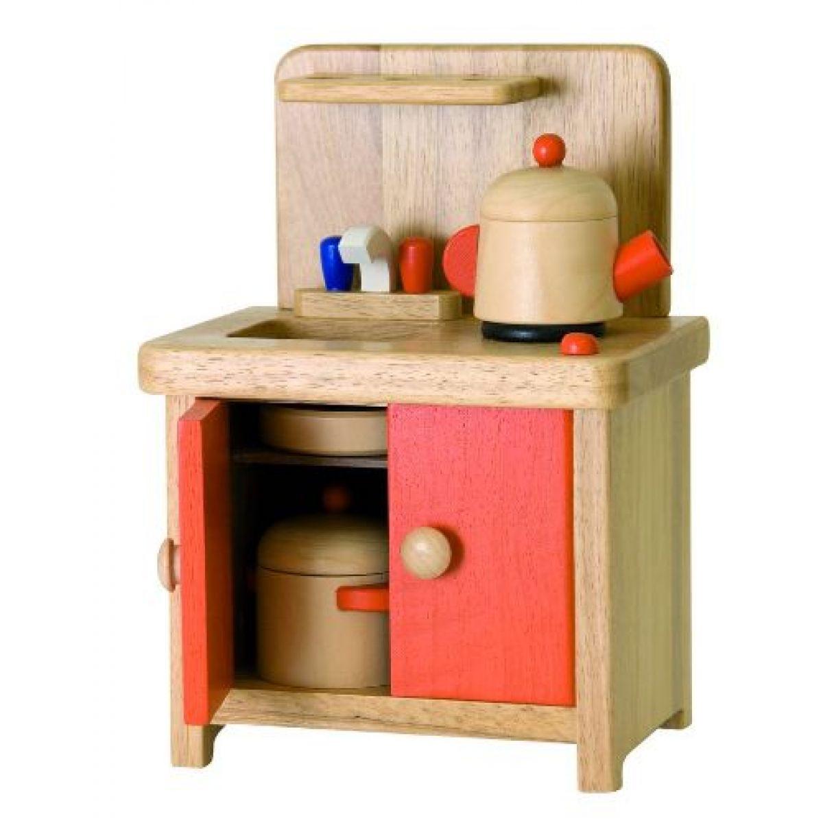 Woody 90634 - Minikuchyňka s příslušenstvím