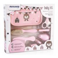 Miniland Sada hygienická Baby Kit Pink 3