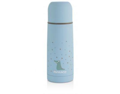 Miniland Termoska Silky Blue 350 ml