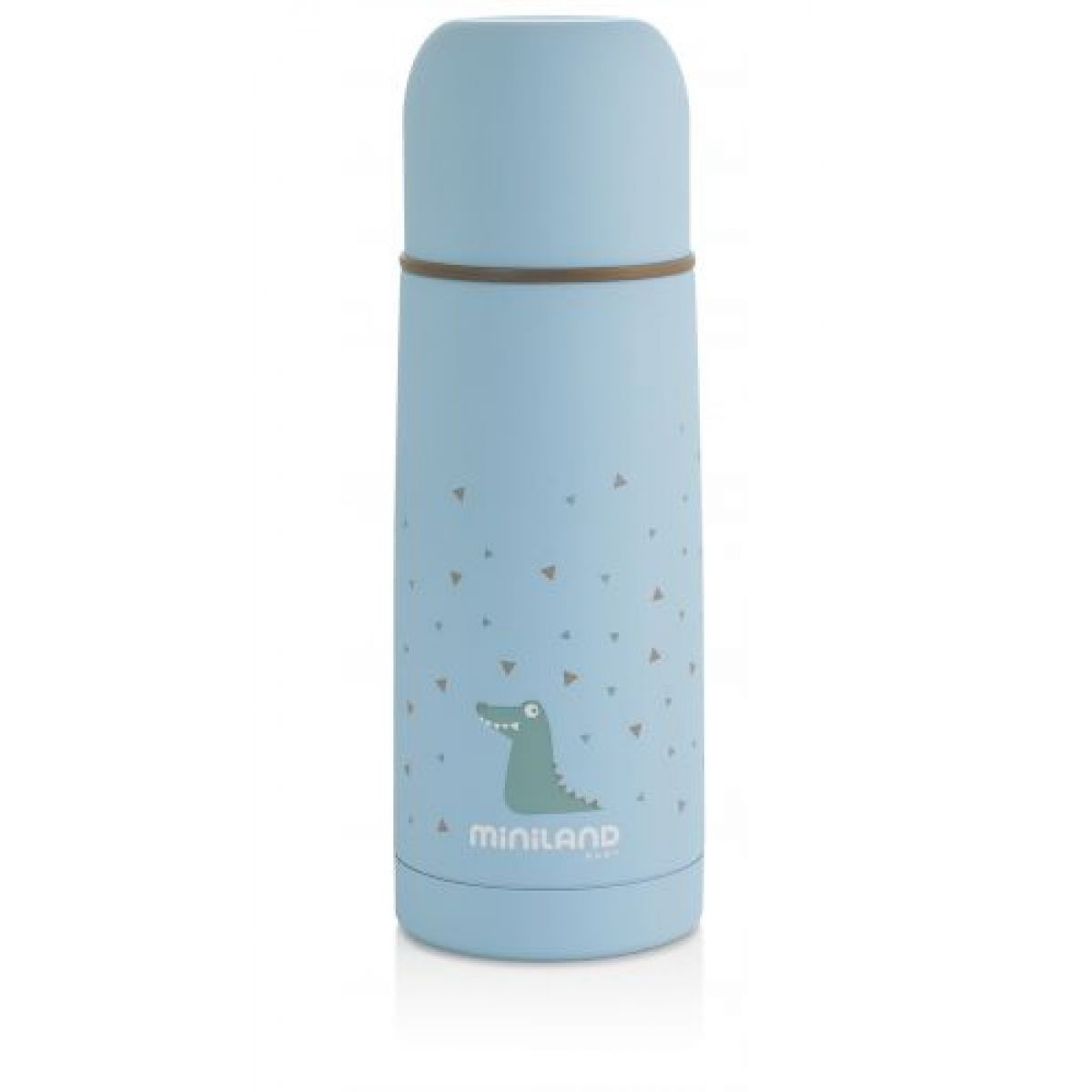 Miniland Termoska Silky Blue 350 ml