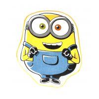 Minions magický ručníček 25 x 25 cm smějící se Mimoň