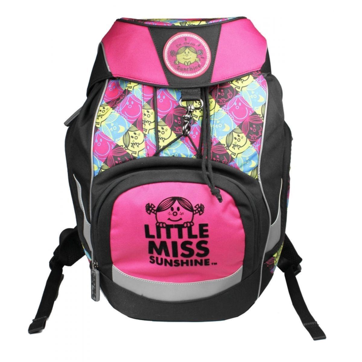 b8fbb9bec4c EPLine EP01781 - Školní batoh (3-5 třída) - Miss Sunshine