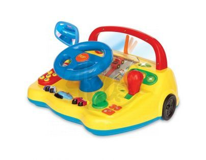 Můj první volant