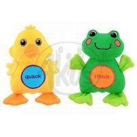 Sassy 10032SA - Měkká hračka do koupele - žába