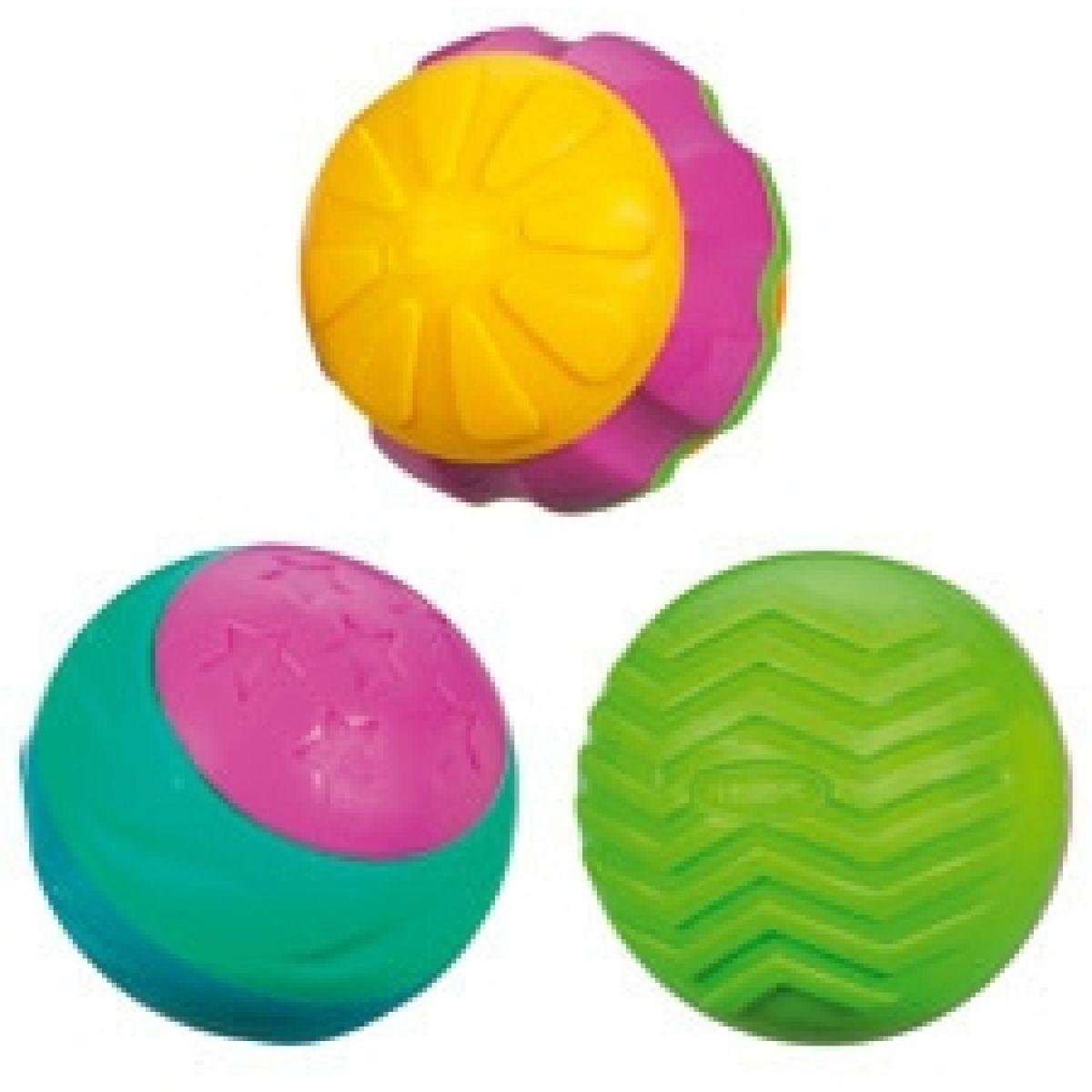 Hasbro 06778148 - Playskool Hrací sada s míčky