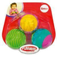 Hasbro 06778148 - Playskool Hrací sada s míčky 2