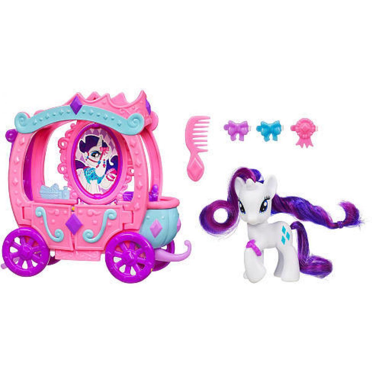 MLP Kočár s poníkem Hasbro 21475