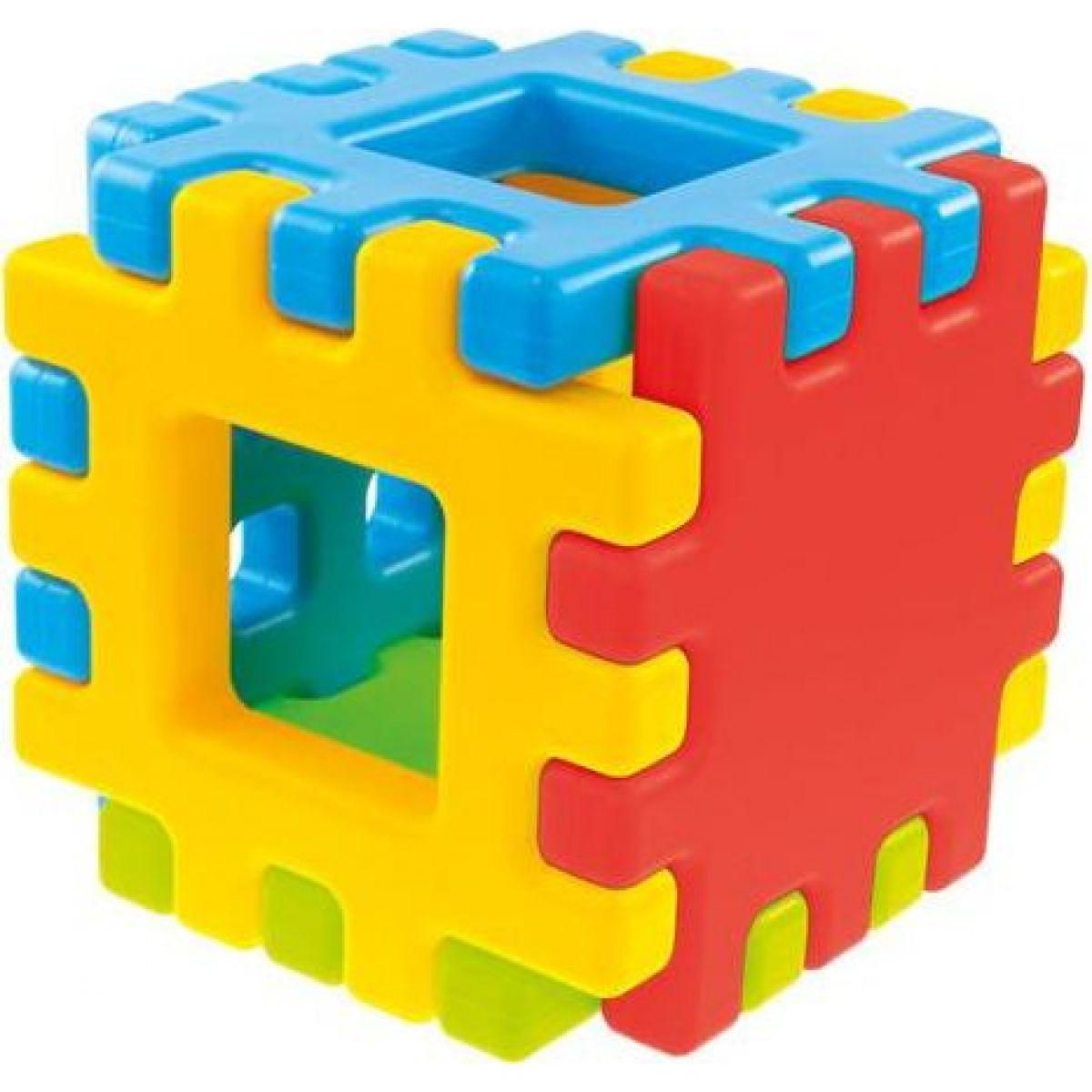 Mochtoys Kostky velké Waffle Blocks