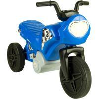 Mochtoys Odrážedlo motorka modrá