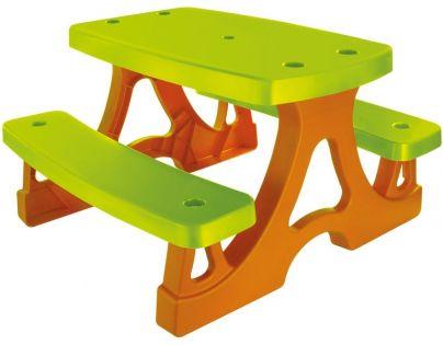 Mochtoys Piknikový stolek s lavičkami