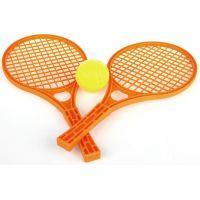 Mochtoys Soft tenis sada oranžová