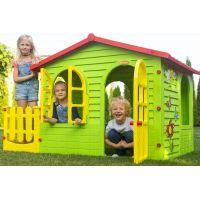 Mochtoys Zahradní domek s plotem - Poškozený obal 2