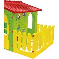 Mochtoys Zahradní domek s plotem 6