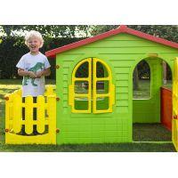 Mochtoys Zahradní domek s plotem 4