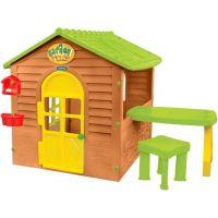Mochtoys Zahradní domek se stolečkem a stoličkou 2