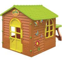 Mochtoys Zahradní domek se stolečkem 2