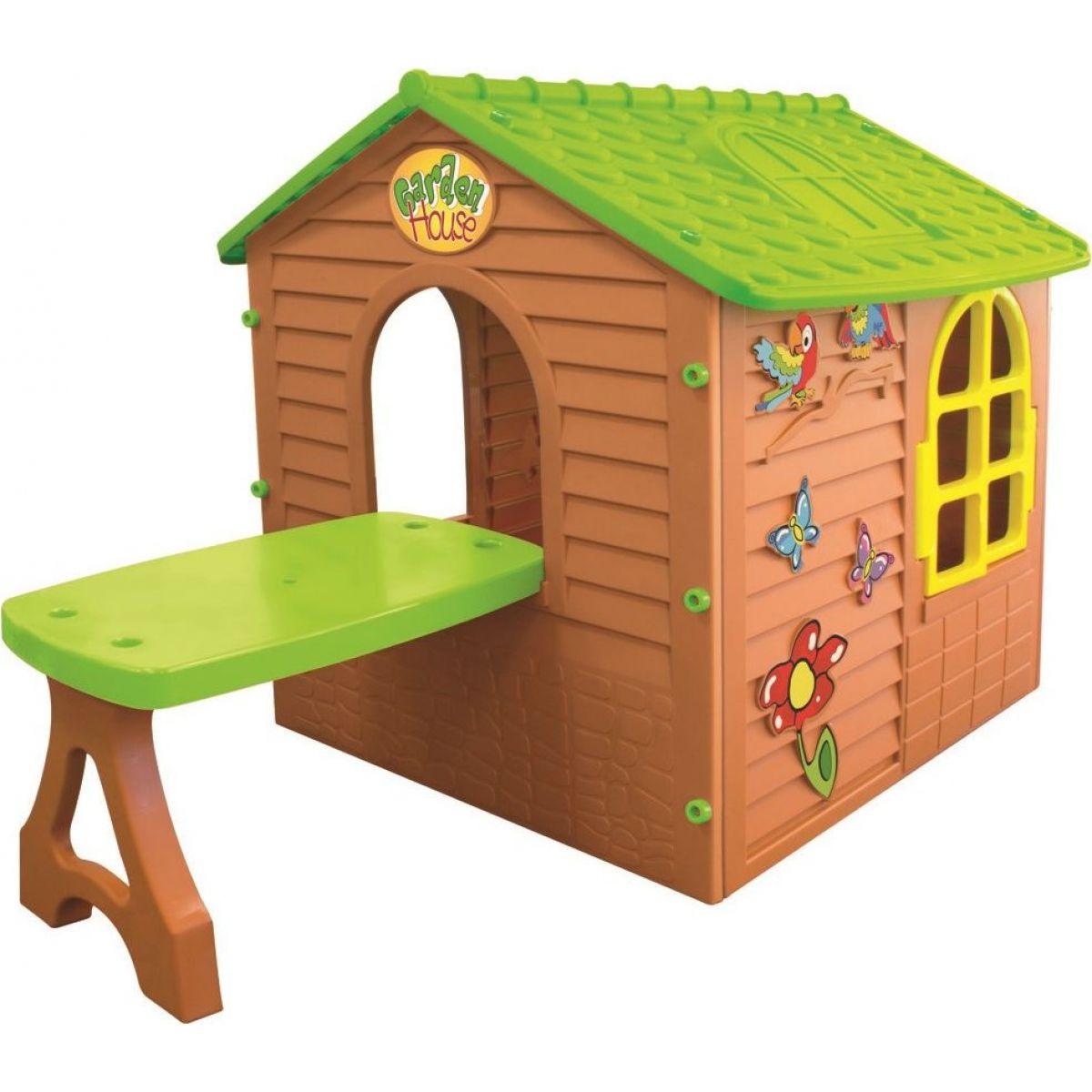 Mochtoys Domek se stolečkem - 11640144