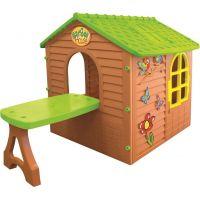 Mochtoys Zahradní domek se stolečkem