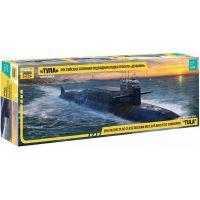 Zvezda Model Kit ponorka TulaSubmarine Delfin Delta IV Class 1:350