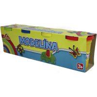 Modelína 4 barvy