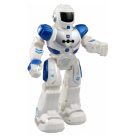 Modrý Robot Viktor na IR diaľkové ovládanie 2