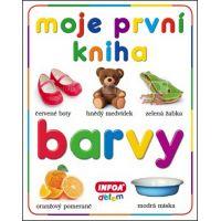 Infoa Moje první kniha Barvy