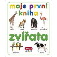 Infoa Moje první kniha Zvířata