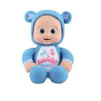 Alltoys Moje první miminko Bouncin Babies usínáček modrá
